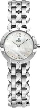 Швейцарские наручные  женские часы Cover CO179.01. Коллекция Minea