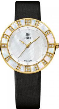 Швейцарские наручные  женские часы Cover CO180.04. Коллекция Amora