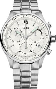 Швейцарские наручные  мужские часы Cover CO181.02. Коллекция Portos