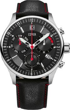 Швейцарские наручные  мужские часы Cover CO181.05. Коллекция Portos