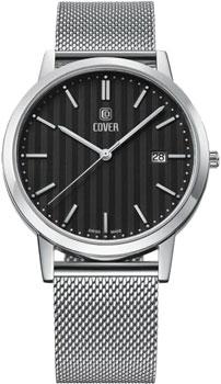 Швейцарские наручные  мужские часы Cover CO182.01. Коллекция Nordia