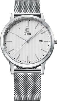 Швейцарские наручные  мужские часы Cover CO182.02. Коллекция Nordia