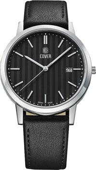 Швейцарские наручные  мужские часы Cover CO182.03. Коллекция Nordia