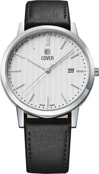 Швейцарские наручные  мужские часы Cover CO182.04. Коллекция Nordia