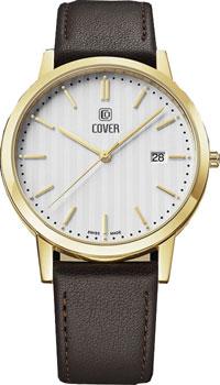 Швейцарские наручные  мужские часы Cover CO182.05. Коллекция Nordia