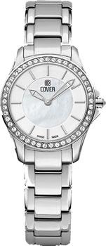 Швейцарские наручные  женские часы Cover CO184.02. Коллекция Lavinia