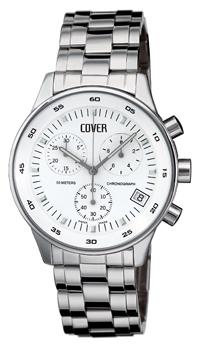 Швейцарские наручные  мужские часы Cover CO52.02. Коллекция Gents