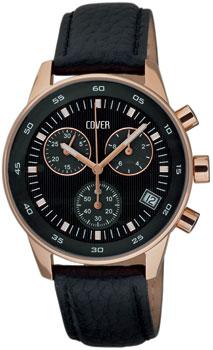Швейцарские наручные  мужские часы Cover CO52.06. Коллекция Gents
