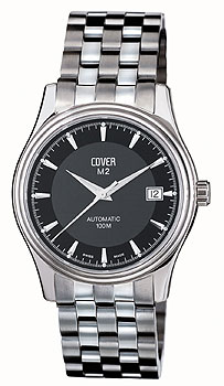 Швейцарские наручные  мужские часы Cover COA2.01. Коллекция Gents