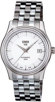 Швейцарские наручные  мужские часы Cover COA2.02. Коллекция Gents