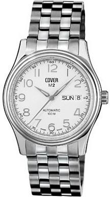 Швейцарские наручные  мужские часы Cover COA2.03. Коллекция Gents