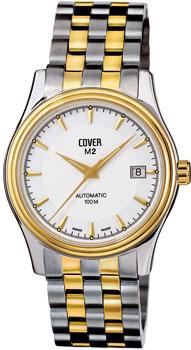 Швейцарские наручные  мужские часы Cover COA2.05. Коллекция Gents