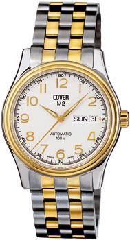 Швейцарские наручные  мужские часы Cover COA2.07. Коллекция Gents