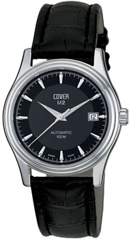 Швейцарские наручные  мужские часы Cover COA2.08. Коллекция Gents