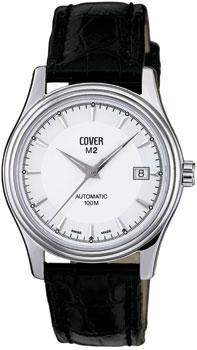 Швейцарские наручные  мужские часы Cover COA2.09. Коллекция Gents
