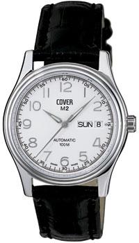 Швейцарские наручные  мужские часы Cover COA2.10. Коллекция Gents