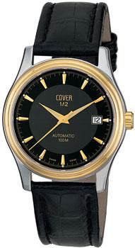 Швейцарские наручные  мужские часы Cover COA2.11. Коллекция Gents