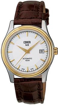 Швейцарские наручные  мужские часы Cover COA2.12. Коллекция Gents
