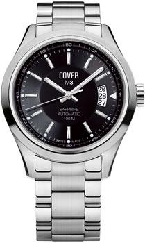 Швейцарские наручные  мужские часы Cover COA3.01. Коллекция Gents
