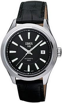Швейцарские наручные  мужские часы Cover COA3.08. Коллекция Gents