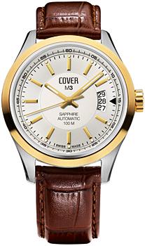 Швейцарские наручные  мужские часы Cover COA3.11. Коллекция Gents