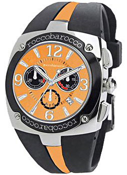 fashion наручные  мужские часы Rocco Barocco COD-1.12.3. Коллекция Gents