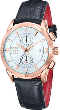 Российские наручные  мужские часы CCCP CP-7002-04. Коллекция Sputnik 1