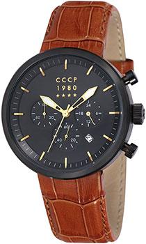 Российские наручные  мужские часы CCCP CP-7007-07. Коллекция Kashalot Dress