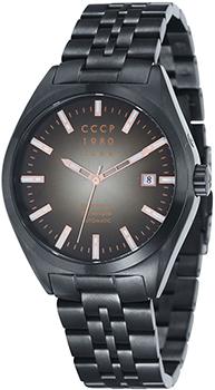 Российские наручные  мужские часы CCCP CP-7012-44. Коллекция Schuka