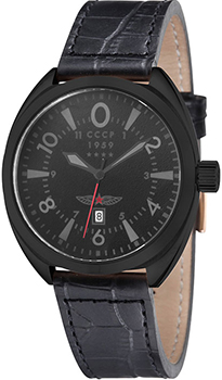 Российские наручные  мужские часы CCCP CP-7014-03. Коллекция AviatorYak-15