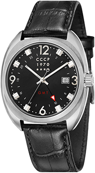 Российские наручные  мужские часы CCCP CP-7016-01. Коллекция AviatorYak-15