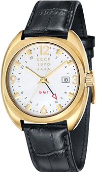 Российские наручные  мужские часы CCCP CP-7016-02. Коллекция AviatorYak-15