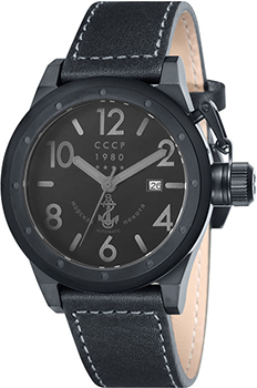 Российские наручные  мужские часы CCCP CP-7017-02. Коллекция Delta