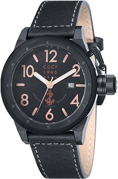 Российские наручные  мужские часы CCCP CP-7017-03. Коллекция Delta