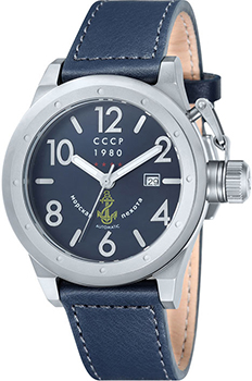 Российские наручные  мужские часы CCCP CP-7017-04. Коллекция Delta
