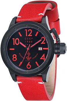 Российские наручные  мужские часы CCCP CP-7017-06. Коллекция Delta