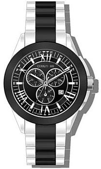 fashion наручные  мужские часы Cerruti 1881 CRA004Z281G. Коллекция Ceramico