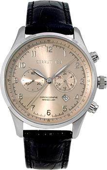 fashion наручные  мужские часы Cerruti 1881 CRA008A242J. Коллекция Gents