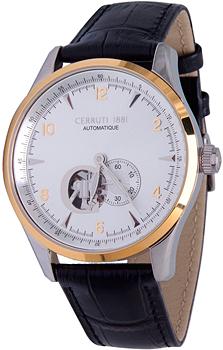 fashion наручные  мужские часы Cerruti 1881 CRA009Y212I. Коллекция Gents