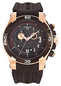fashion наручные  мужские часы Cerruti 1881 CRA011D224C. Коллекция Gents
