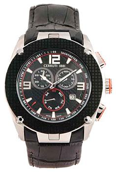 fashion наручные  мужские часы Cerruti 1881 CRA016E224G. Коллекция Gents