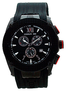 fashion наручные  мужские часы Cerruti 1881 CRA016F224G. Коллекция Hitman