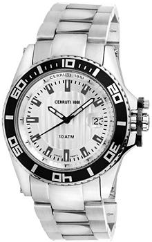 fashion наручные  мужские часы Cerruti 1881 CRA019A251C. Коллекция Antimo
