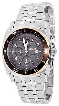 fashion наручные  мужские часы Cerruti 1881 CRA022A271H. Коллекция Tessio