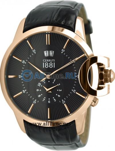 Мужские наручные fashion часы в коллекции Recanati Cerruti 1881