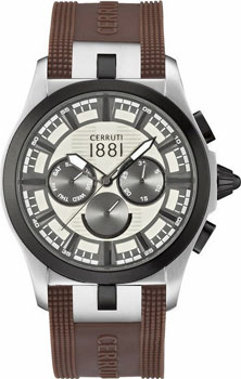fashion наручные  мужские часы Cerruti 1881 CRA076SB07. Коллекция Moltrasio