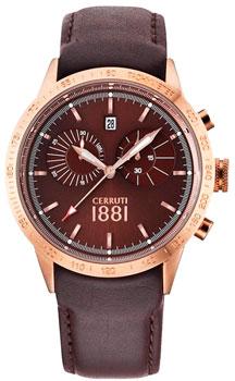 fashion наручные  мужские часы Cerruti 1881 CRA096C222G. Коллекция Udine