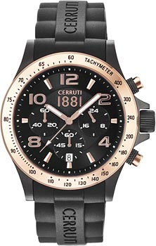 fashion наручные  мужские часы Cerruti 1881 CRA101D224G. Коллекция Carrara