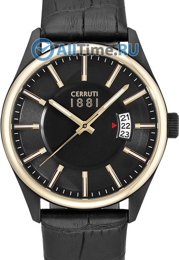 Мужские наручные fashion часы в коллекции Palinuro Cerruti 1881