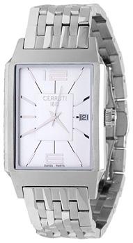 fashion наручные  мужские часы Cerruti 1881 CRB007A211C. Коллекция Venezia